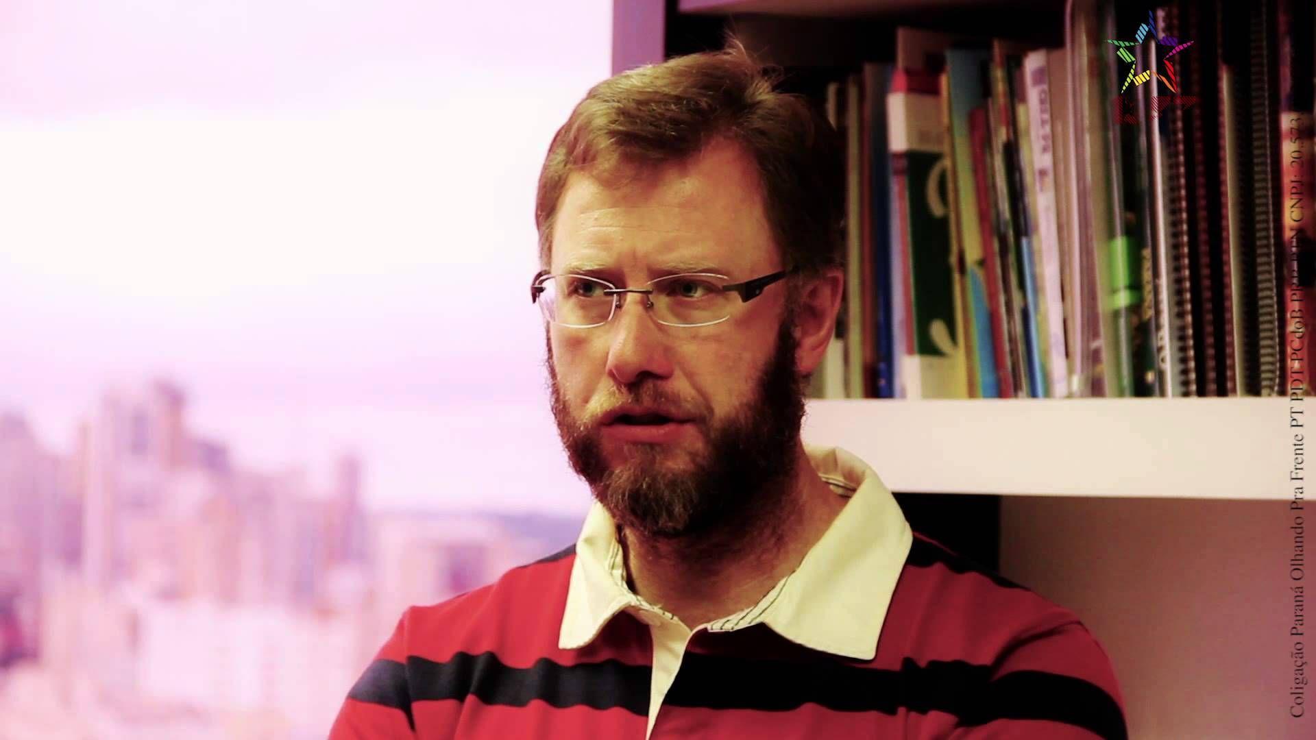 Leandro Grassmann, copeliano e diretor do SENGE-PR, manifesta seu apoio ao candidato a deputado federal Ulisses Kaniak 1357. #ulisses1357 #ulisseskaniak #ulisseskaniak1357 #politicaecoisaseria