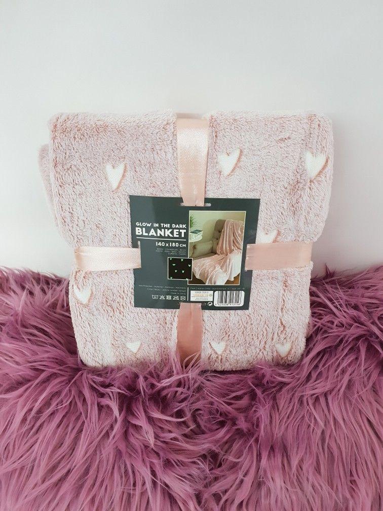 Decke Hello Kitty Rosa 110 X 140 Cm Kuschelige Fleecedecke