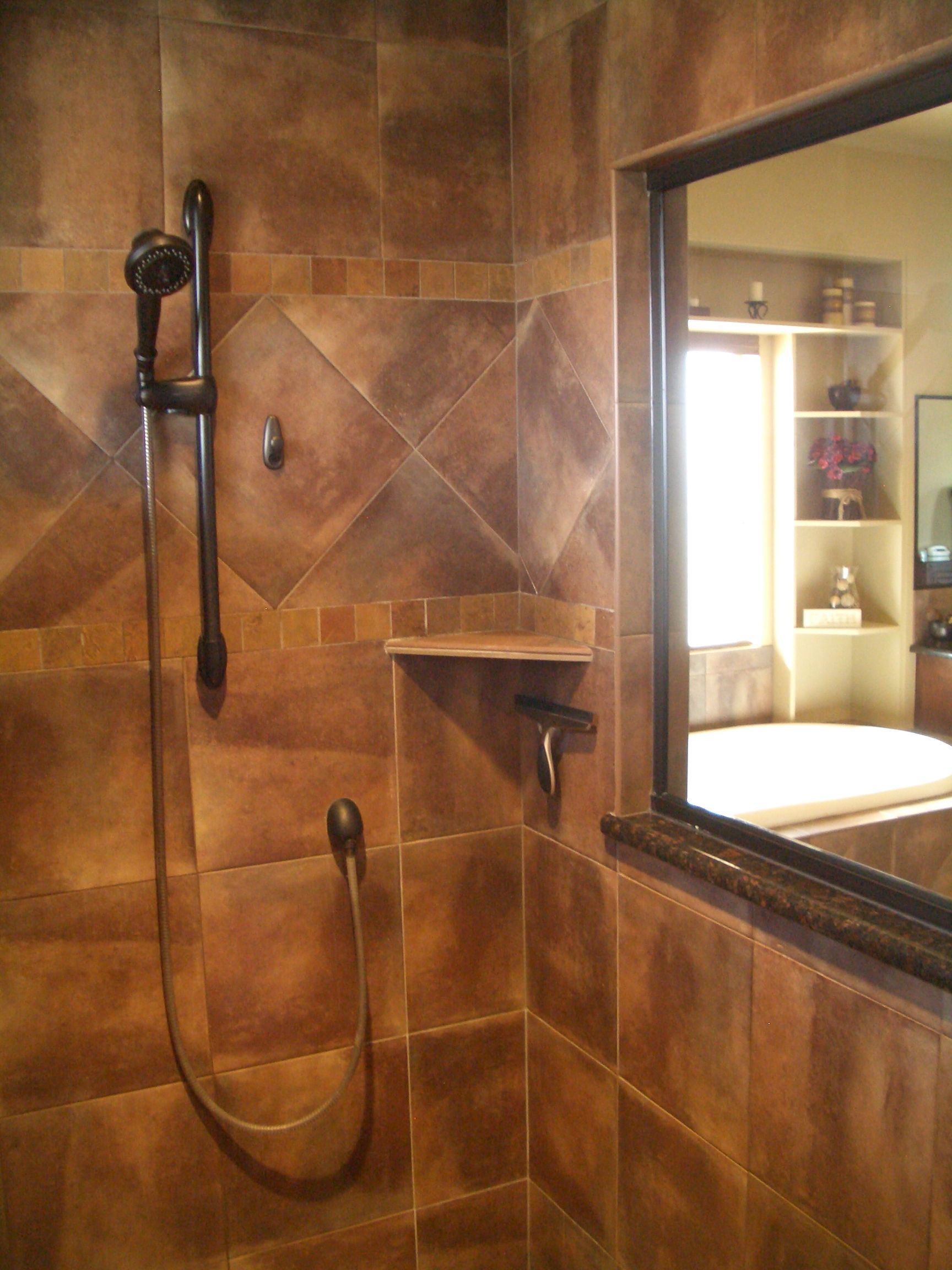 How to build a shower shelf and read some other entertaining DIY ...
