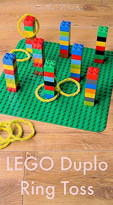 LEGO Duplo Ring Toss   Stir The Wonder