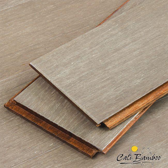 Hardwood Flooring Gray Bamboo Flooring Sample Bamboo