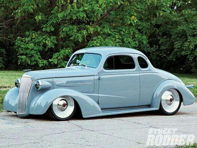 1937 Chevrolet Coupe Street Custom.