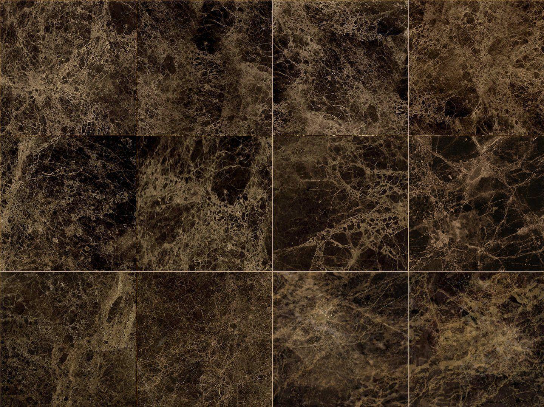 Floor Dark Brown Tiles Texture