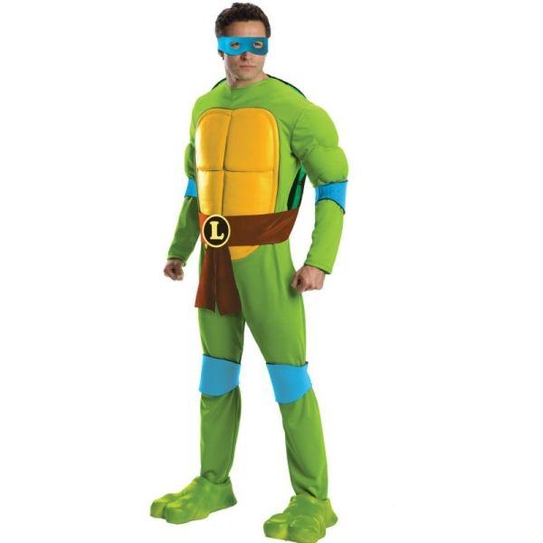 Ninja Schildkröten Ideen-fasching 2014-Party-Herren kostüme ...