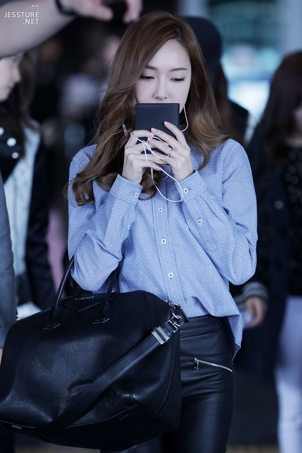 snsd jessica airport fashion 140428 2014 snsd airport
