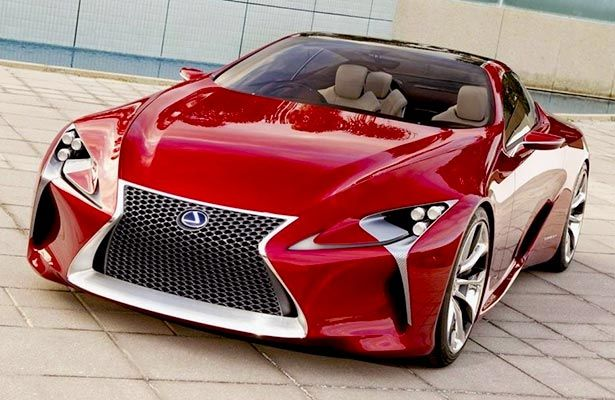 2015 Lexus LFA Cost Specifications and Evaluation Interior  http