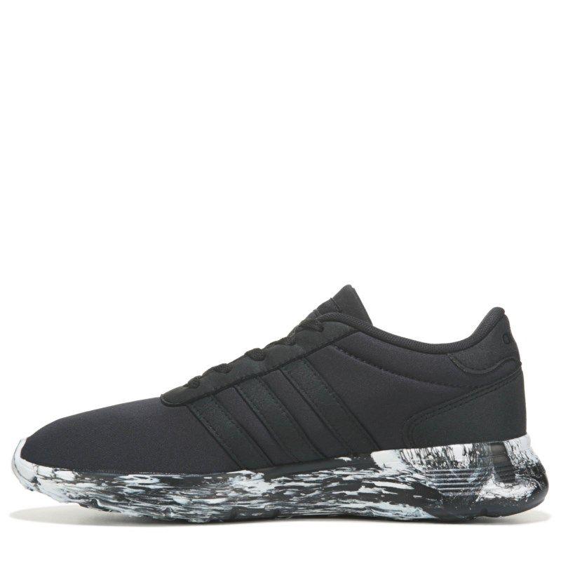 Adidas Women S Neo Lite Racer Sneakers Black White 5 5 M Sneakers Adidas Women Sneakers Black