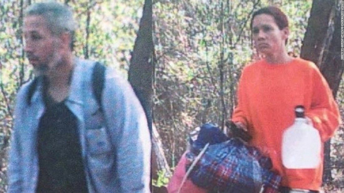 Manhunt underway for Florida man, woman wanted in 3 killings - CNN.com