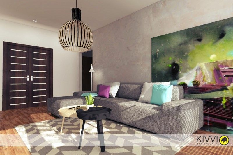 4-izbový byt, Bratislava - Projekty | Kivvi architects