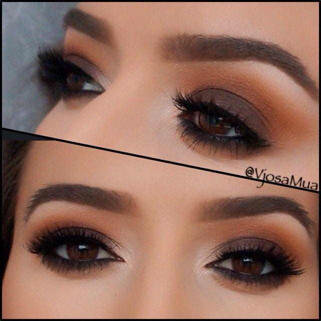 Brown Smokey Eyeshadow. | Beauty! | Beauty makeup, Eye ...