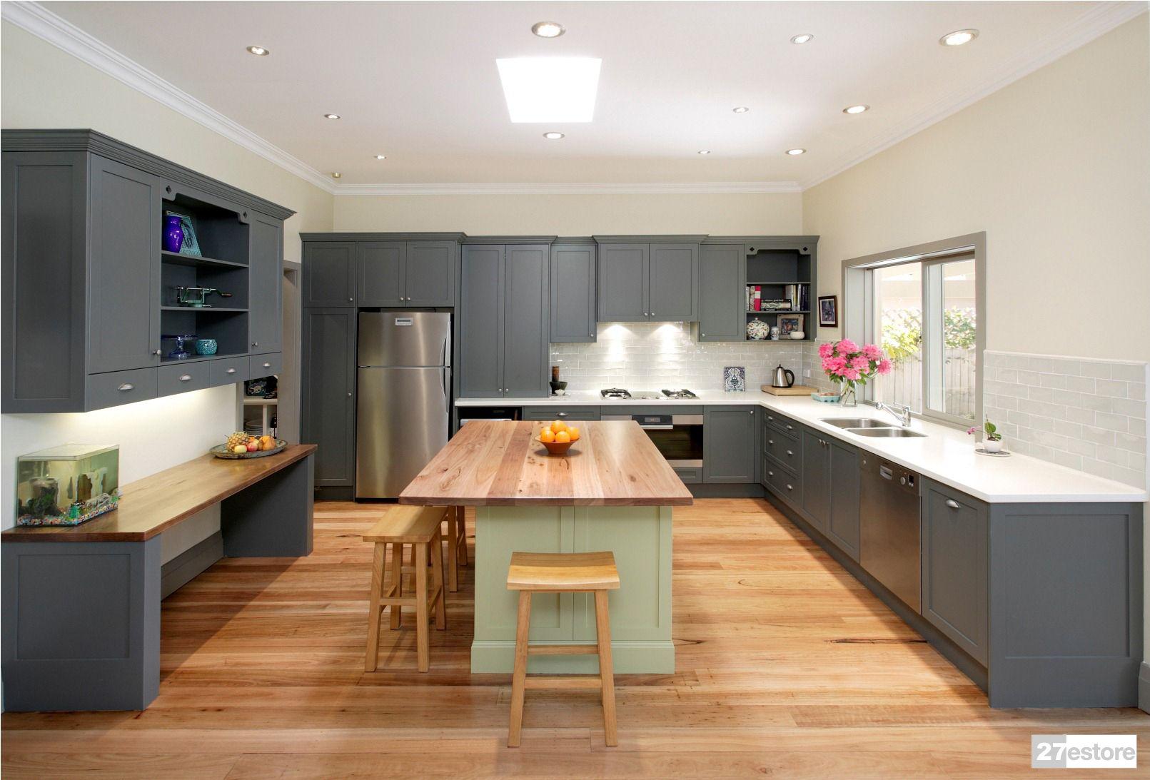Elegant Modern Kitchen Designs Hd Wallpaper With Extraordinary