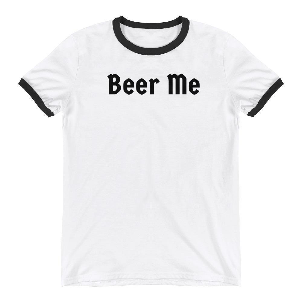 Download Beer Me Ringer T Shirt Black Nasa Shirt T Shirts For Women Shirts