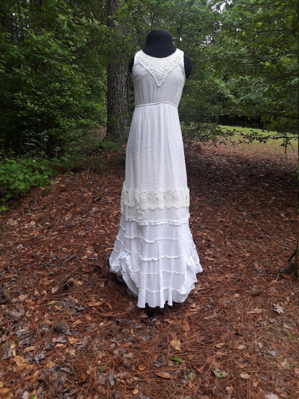 Plus Size Casual Country Wedding Dresses - raveitsafe