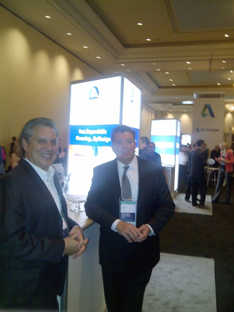 ... attended the 2013 #Autodesk Show at the Venetian Hotel in Las Vegas