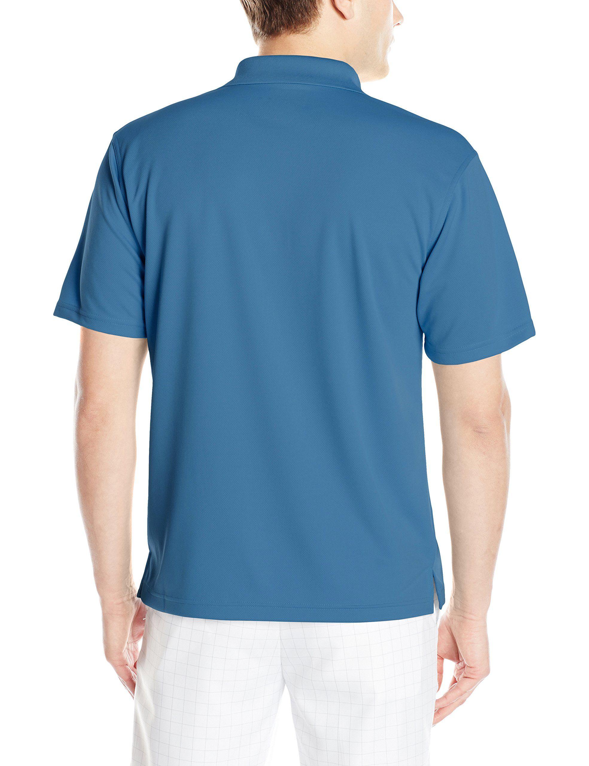 f6cf82d406c Golf Clothing *** PGA TOUR Mens Short Sleeve Airflux Solid Polo ...
