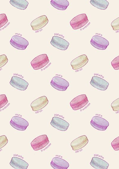 how to find my iphone macaron pattern raspberry pistachio lemon amp blueberry 17153