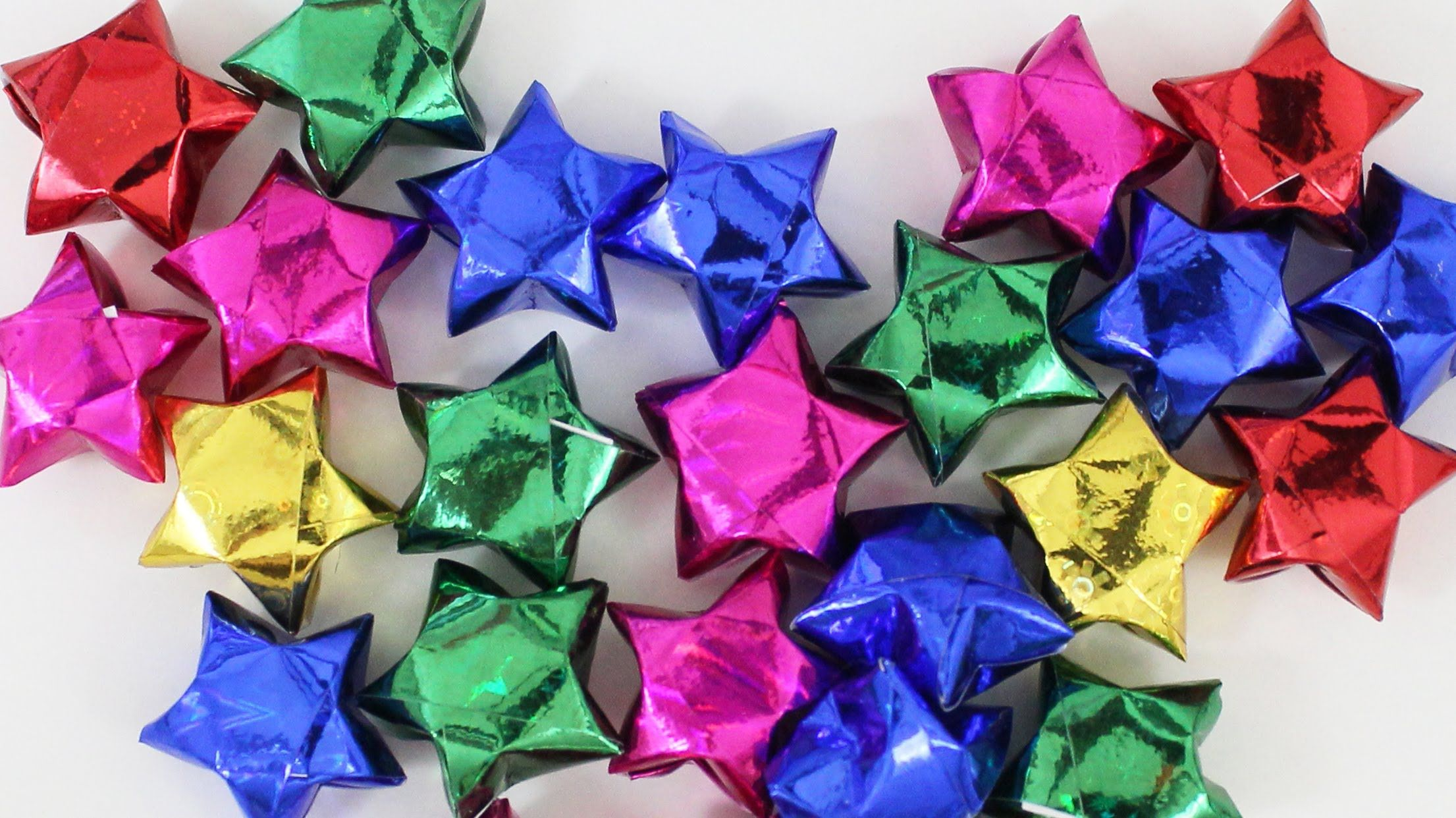 How To Make Paper Stars  A Super Fun And