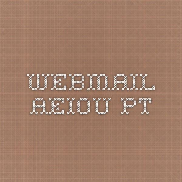 webmail.aeiou.pt