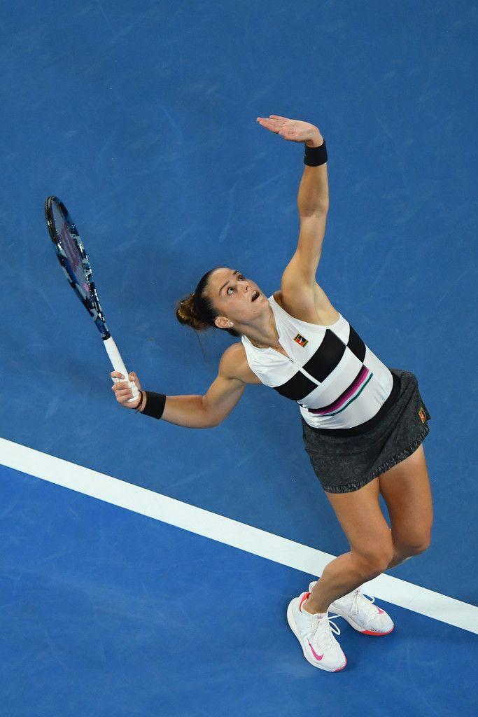 Maria Sakkari Photos Photos 2019 Australian Open Day 5 In 2020 Australian Open Photo Melbourne Australia