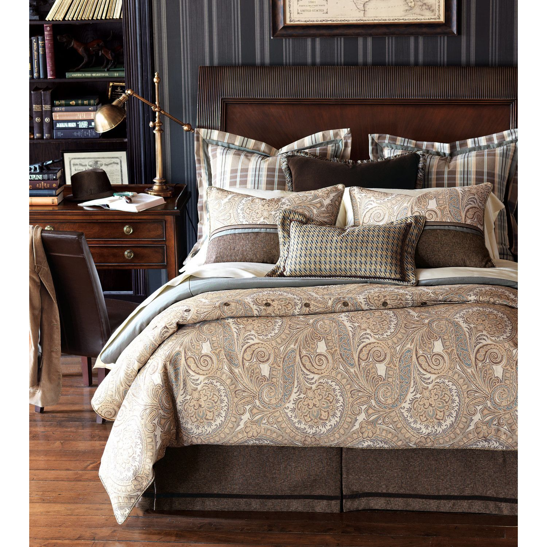 Powell Single Reversible Duvet Cover Bed linens luxury