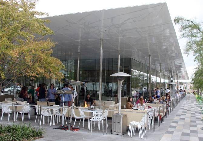 Savor Restaurant In Klyde Warren Park