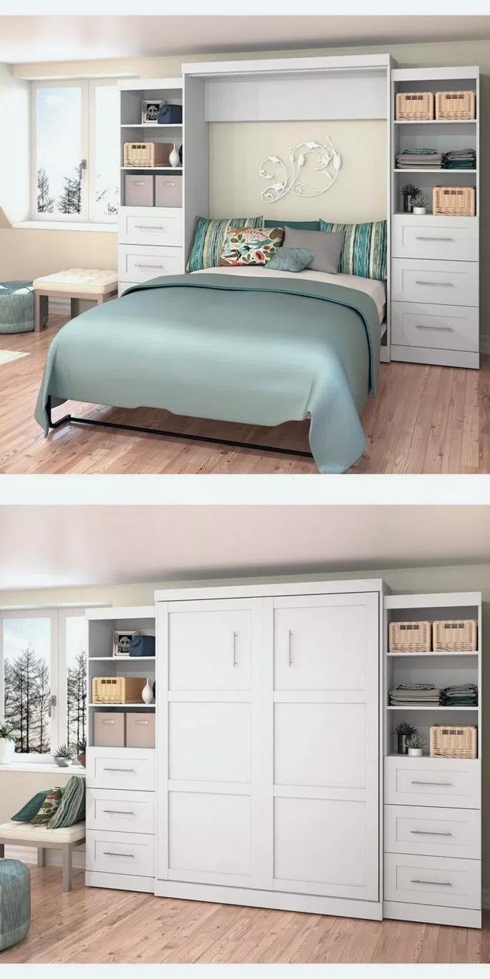 30+ popular small master bedroom makeover ideas 6 ...