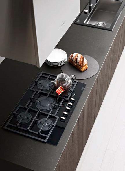 Emejing Piano Cottura Cucina Contemporary - acrylicgiftware.us ...