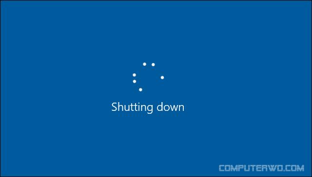 ويندوز 10 يعلق عند شاشة إيقاف التشغيل جرب هذه الحلول In 2020 Desktop Desktop Screenshot