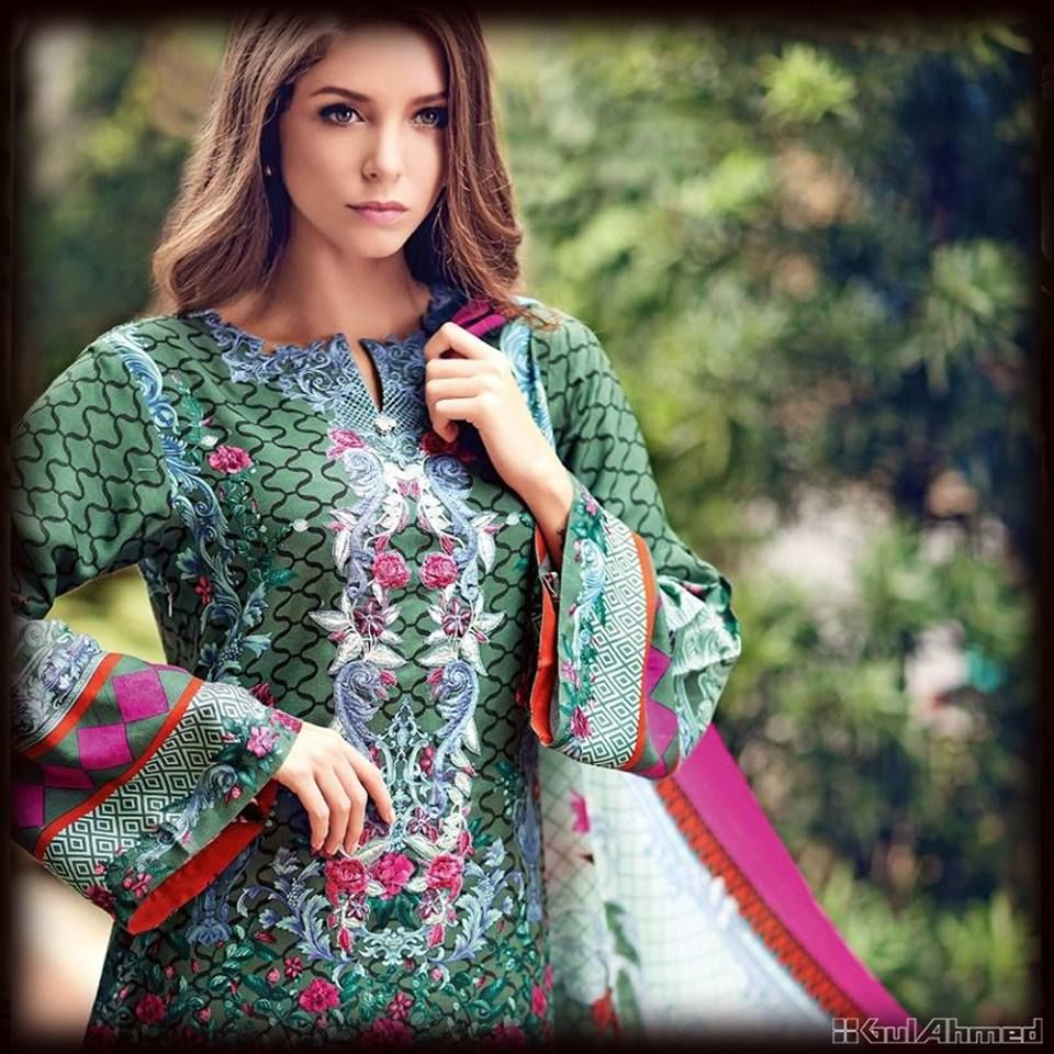 """59ca5c61f7 """"Gul Ahmed Luxury Winter Collection 2018"""" here we introduced the latest Gul  Ahmed Luxury Winter Collection 2018. Women want to wear the different type  of ..."""