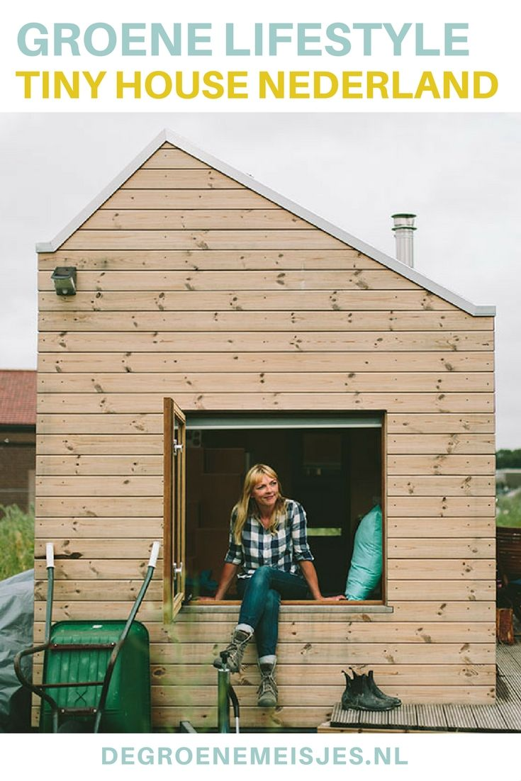 tiny house movement nederland duurzaam wonen in een. Black Bedroom Furniture Sets. Home Design Ideas