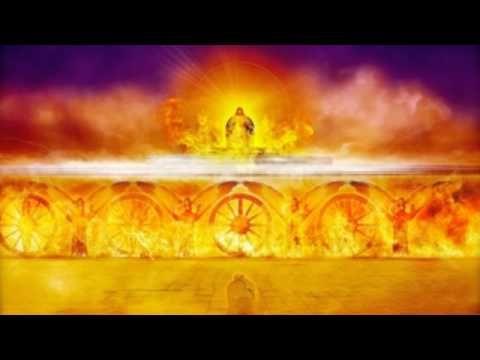 5 Ezekiel 1 + 10, Prophet Ezekiel's Vision of God,Cherubim,4