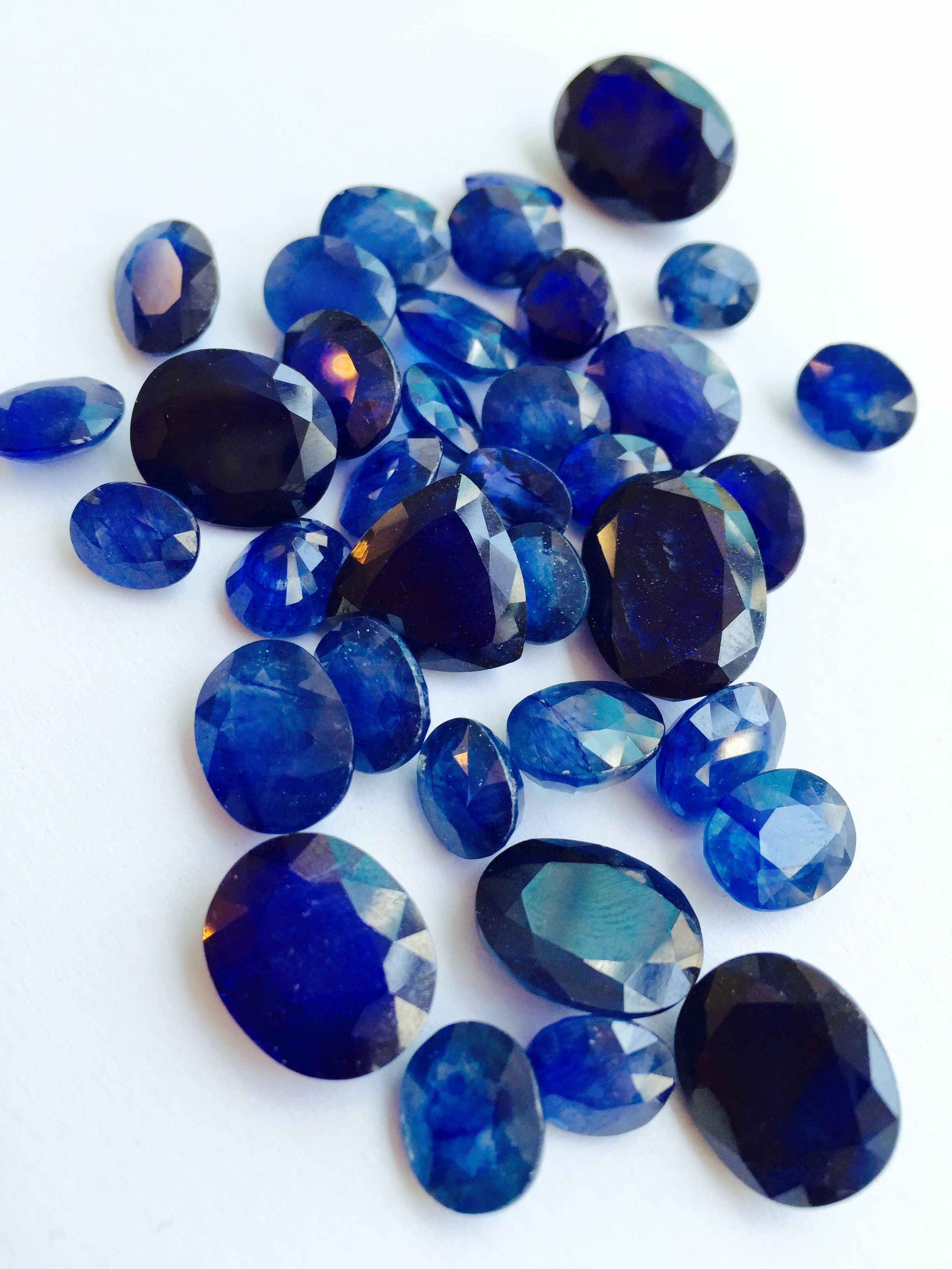 lanka gemstone sapphire sku gemstones shape lankan pear sri blue carat