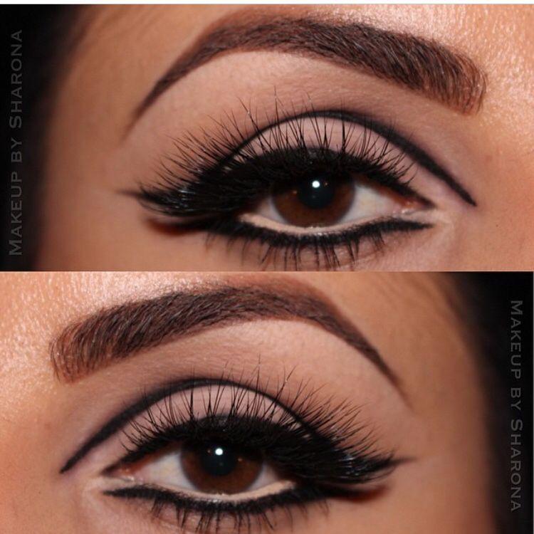 60s Eyeliner Black Eyeliner Makeup Vintage Eyeliner 60s Makeup