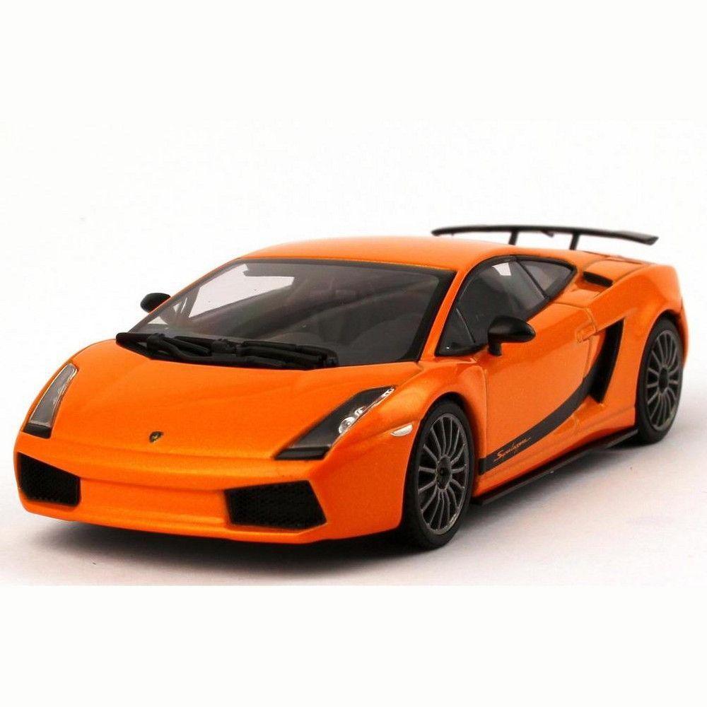 Lamborghini Gallardo Superleggera Orange 1 43 Diecast Model Car By Autoart Superleggera Diecast Model Cars Car Model