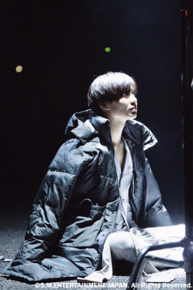 『Flame of Love』 Music Video 촬영 photo #Taemin