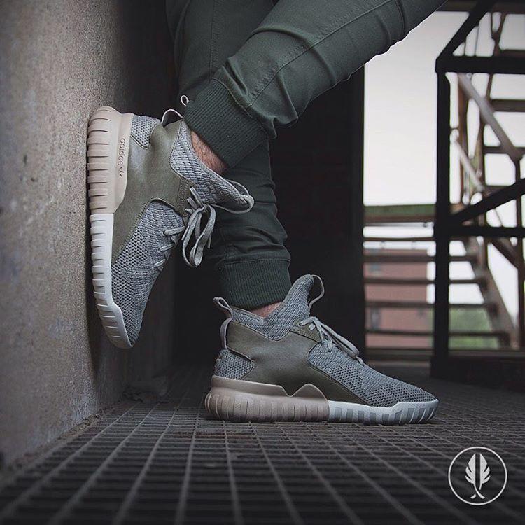 """quality design 36516 7d527 afewstore  """" """"Adidas Tubular X Knit"""" •Sesame•   Now Live  afewstore     adidas  adidas de  adidasoriginals  adidas gallery  teamtrefoil  adidas   tubularx ..."""