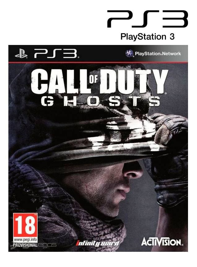 ¿Quieres el Call of Duty Ghosts para PS3? ¡Participa y puede ser tuyo!  #concursos https://www.facebook.com/photo.php?fbid=10151735817478364&set=a.117036773363.102812.96883438363&type=1&theater #CODGhosts #AniversarioMeQuedoUno