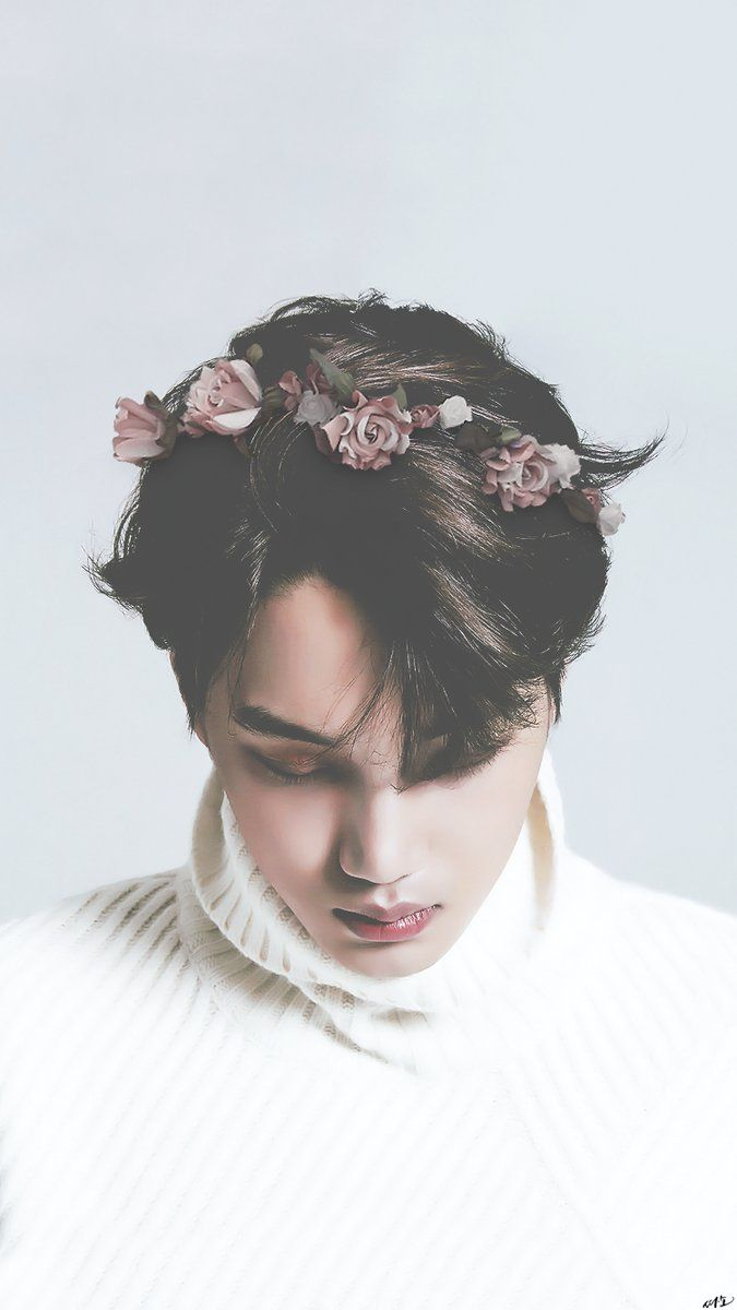 Kai iphone wallpaper tumblr - Kai Exo Mais This Art Folks This Guy Is Art