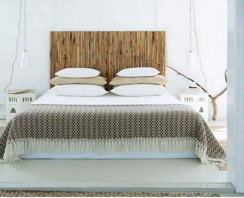 Ideas para hacer cabeceros originales y baratos 15 - Ideas de cabeceros de cama ...