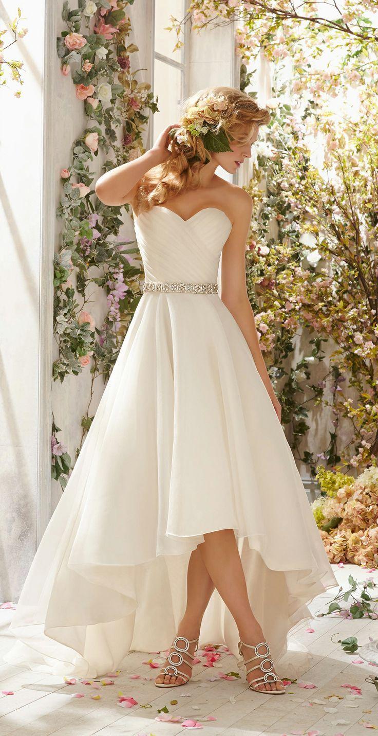 Be the breakout bride in an alternative wedding gown alternative