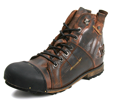 6a52b1d4e3 INDUSTRIAL YELLOW CAB Boots...different