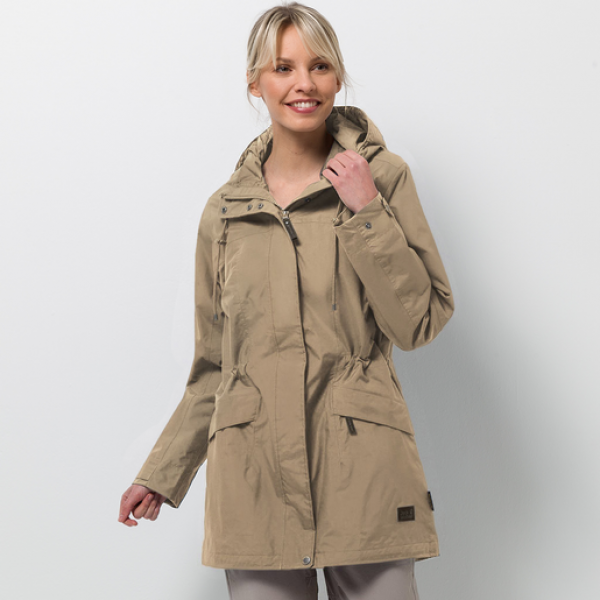 Jack Wolfskin Cameia Parka | Outdoor clothing Women's