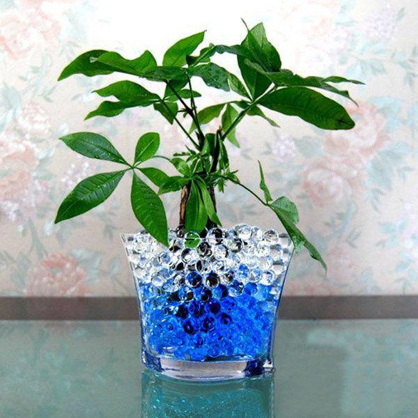 Magic Moisturizing Crystal Mud Soil Water Beads For Flower