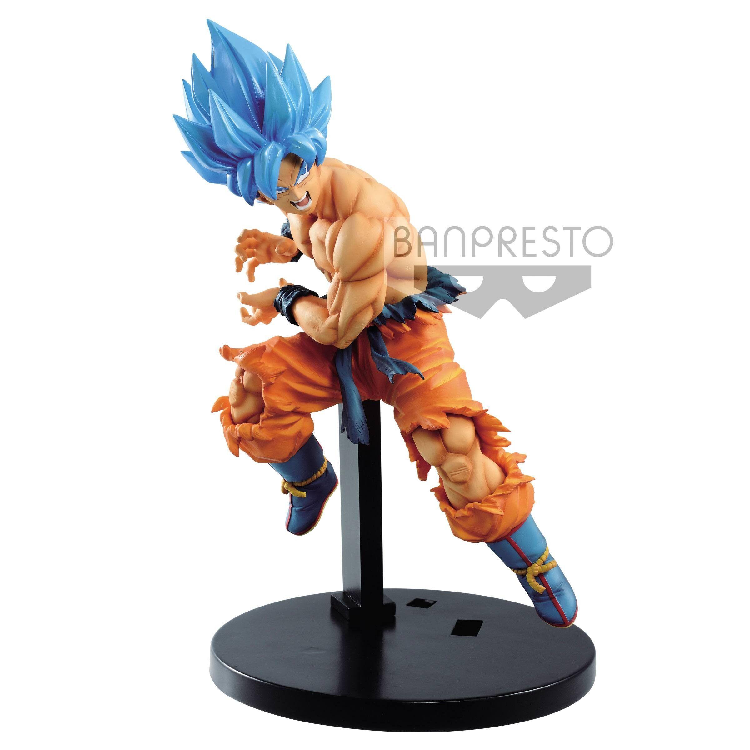 Dragon Ball Super Broly Goku Ssgss Kamehameha Tag Fighters Banpresto Pre Venta Figuras De Goku Figuras De Anime Dragones