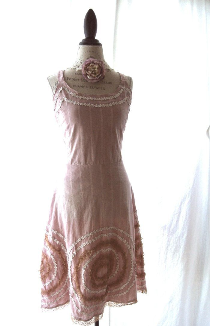 c5aea5243ad Rustic country chic sundress