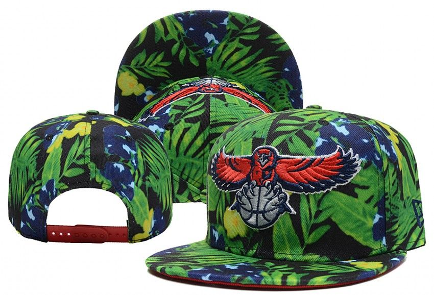 Hotsale NBA Atlanta Hawks Classic mens basketball caps hipPop Snapback Hat  d03fe46f499a