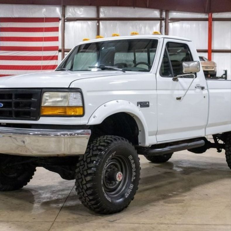 1992 Ford F250 14 900 In 2020 F250 Ford Bed Liner