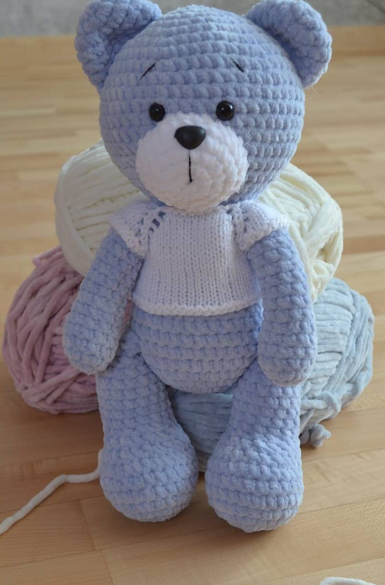 Amigurumi Crochet Doll Book using Japanese Symbols - Wish I Were Stitching | 1154x759