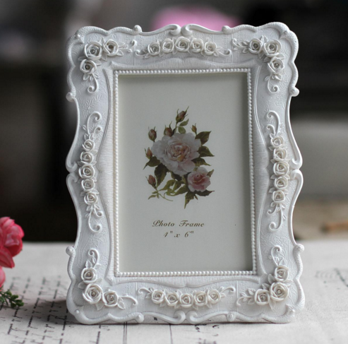 Cheap white picture frames small white photo frame is nice and looks ...