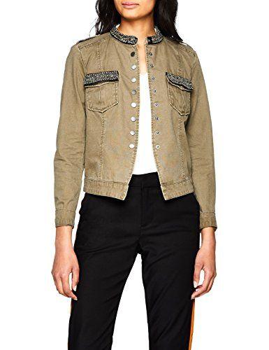 Only Bling Pnt Jacket Onlnew tarmac Vert Femme Austin Blouson rqEFgwrA